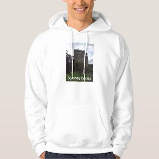 Blarneyの城のアイルランドのアイルランドのフード付きスウェットシャツ パーカ