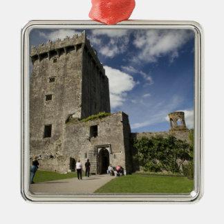 Blarneyの城、アイルランド メタルオーナメント