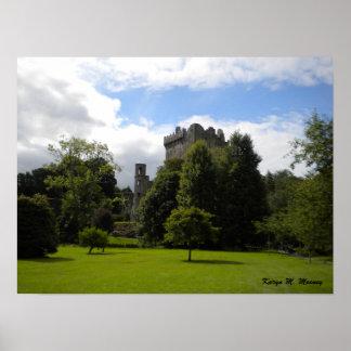 Blarneyの城 ポスター