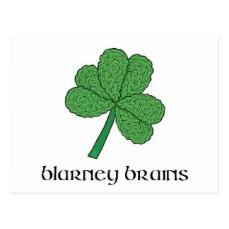 Blarneyの頭脳 ポストカード