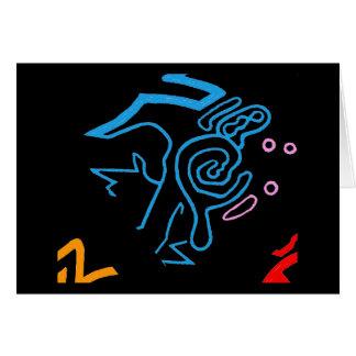 Blazinのすばらしい宇宙青 カード