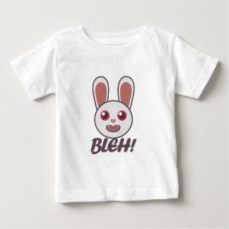 Blehのウサギ ベビーTシャツ