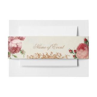 Blenheim Rose - Summer Sky Card Beautifully romant 招待状ベリーバンド