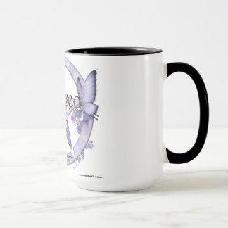 blessed五芒星のコーヒー・マグです マグカップ