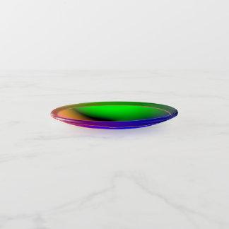 Bling Multicolored Glow effect > Trinket Tray トリンケットトレー