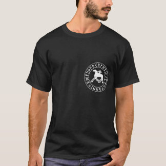 BlkのSleipnirの盾 Tシャツ