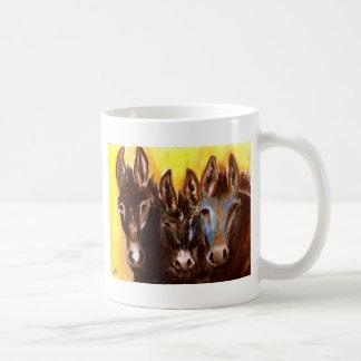BLMのろば コーヒーマグカップ