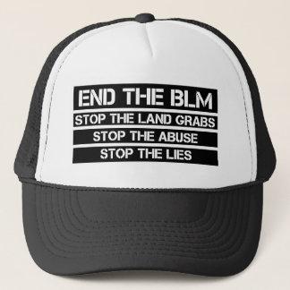 BLMを-土地のグラブをストップ-野球帽終えて下さい キャップ