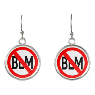 BLM無し-土地管理-イヤリングの局 イヤリング