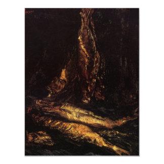 Bloatersのヴィンテージのファインアートを用いるゴッホの静物画 カード