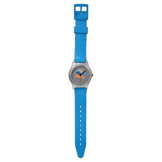 Blobbingtonオレンジ腕時計 腕時計
