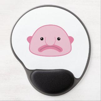 Blobfishのゲルのマウスパッド ジェルマウスパッド