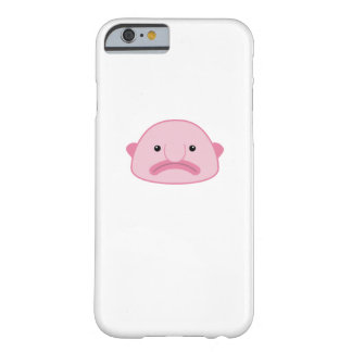 BlobfishのiPhone6ケース Barely There iPhone 6 ケース