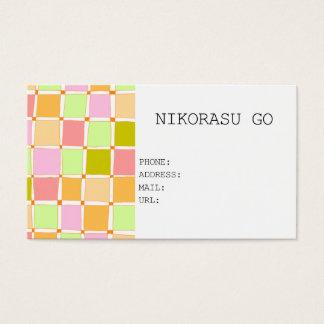 BLOCKS BUSINESS CARD 名刺