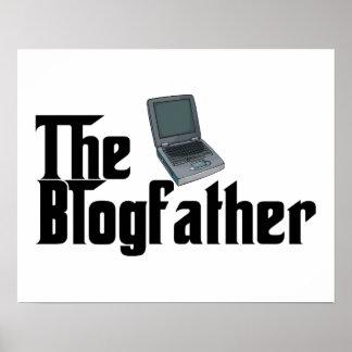 Blogfather ポスター