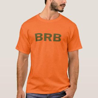 BlogTvの男性BRBのTシャツを話そう Tシャツ