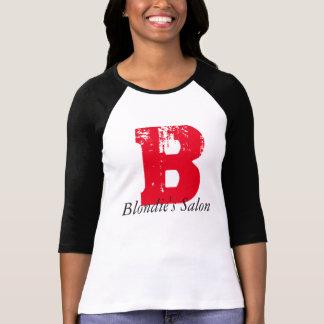 BlondieのJersyのワイシャツ Tシャツ