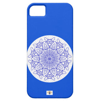 Blooの妖精のBlooの曼荼羅のIphone 5/5sの電話箱 iPhone SE/5/5s ケース