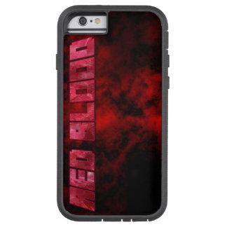Blood Red XResistance iPhone 6 タフ・エクストリームケース