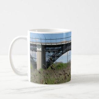 Bloorの陸橋トロント1919年 コーヒーマグカップ