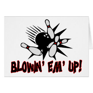 Blowin Em カード