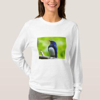 blue bird tシャツ