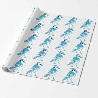 Blue Jaysは包装紙を模造します ラッピングペーパー