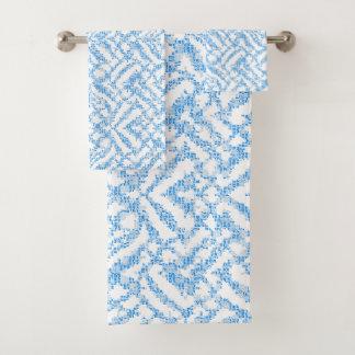 Blue Mandala バスタオルセット