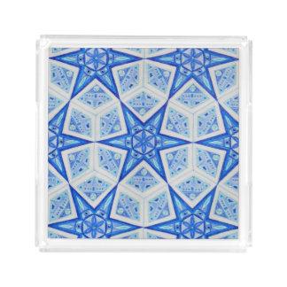 Blue Star Acrylic Tray アクリルトレー