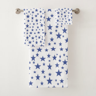 Blue Stars バスタオルセット