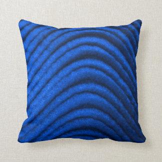 blue wave クッション