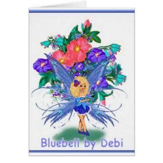 Bluebellの挨拶状 カード