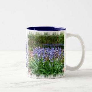 BLUEBELLの木製の~のマグ ツートーンマグカップ