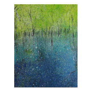 Bluebellの森 ポストカード
