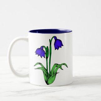 Bluebells ツートーンマグカップ