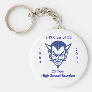 BlueDevilの「83、25 YeのBHSのクラス… -カスタマイズ キーホルダー