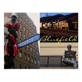 Bluefield (WV)の郵便はがき ポストカード