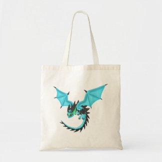 BlueFireのドラゴン トートバッグ