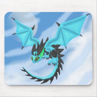 BlueFireのドラゴン マウスパッド