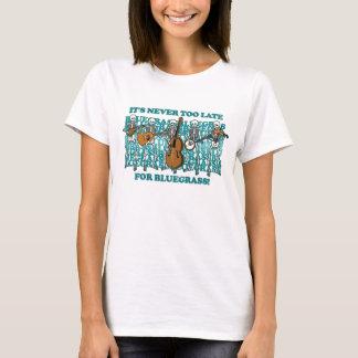 Bluegrassの骨組 Tシャツ