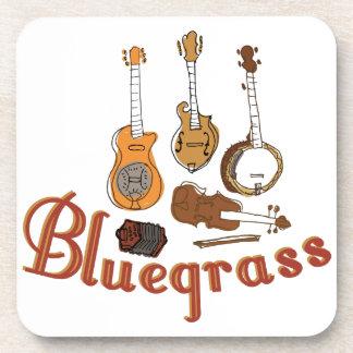 Bluegrass楽器 コースター