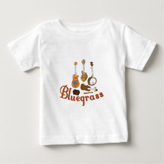 Bluegrass楽器 ベビーTシャツ
