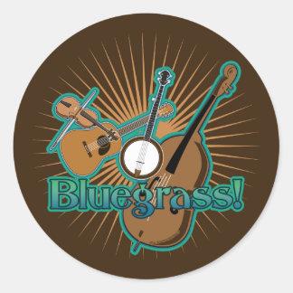 Bluegrass楽器 ラウンドシール