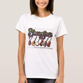 """""""Bluegrass - """"米国製100% Tシャツ"""