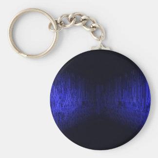 bluehorizon -電子回路板 キーホルダー