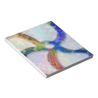 Bluerayの宇宙きらめくな宝石 ノートパッド
