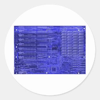 blueray -電子回路板 ラウンドシール