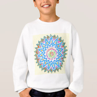 BlueStarのなだめる芸術: あなたが愛する芸術を買って下さい スウェットシャツ