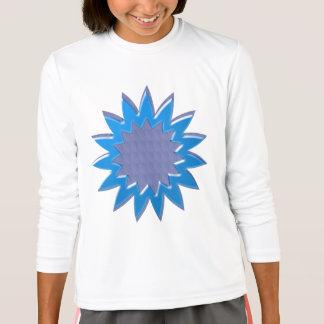 BlueSTARのスーパースター: すべての行事のためのエレガントなギフト Tシャツ
