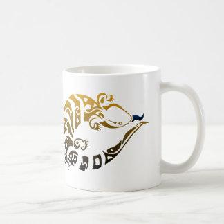 Bluetongueのマグ コーヒーマグカップ
